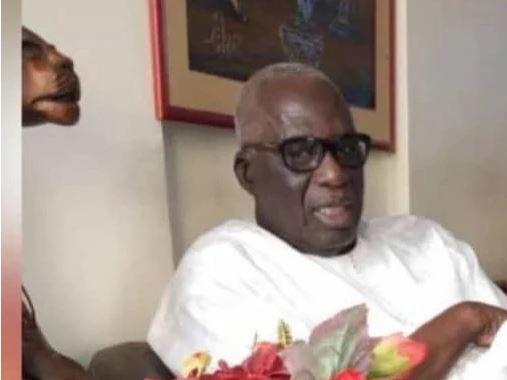 Décès de l'époux de Innocence Ntap Ndiaye