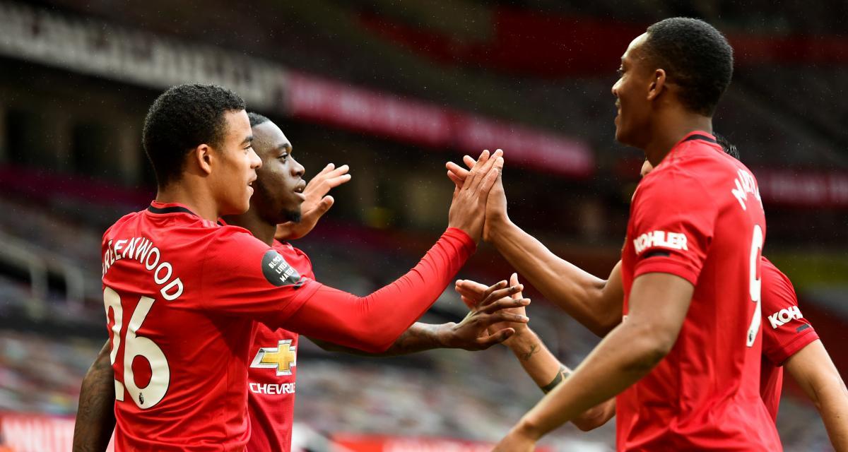 Ligue Europa : Manchester United vient à bout de Copenhague