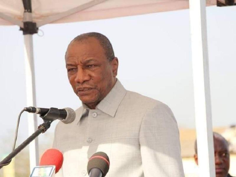En Guinée, l'élection présidentielle fixée au 18 octobre