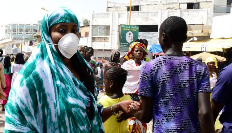 Refus du port obligatoire de masque: plus de 200 personnes interpellées à Touba