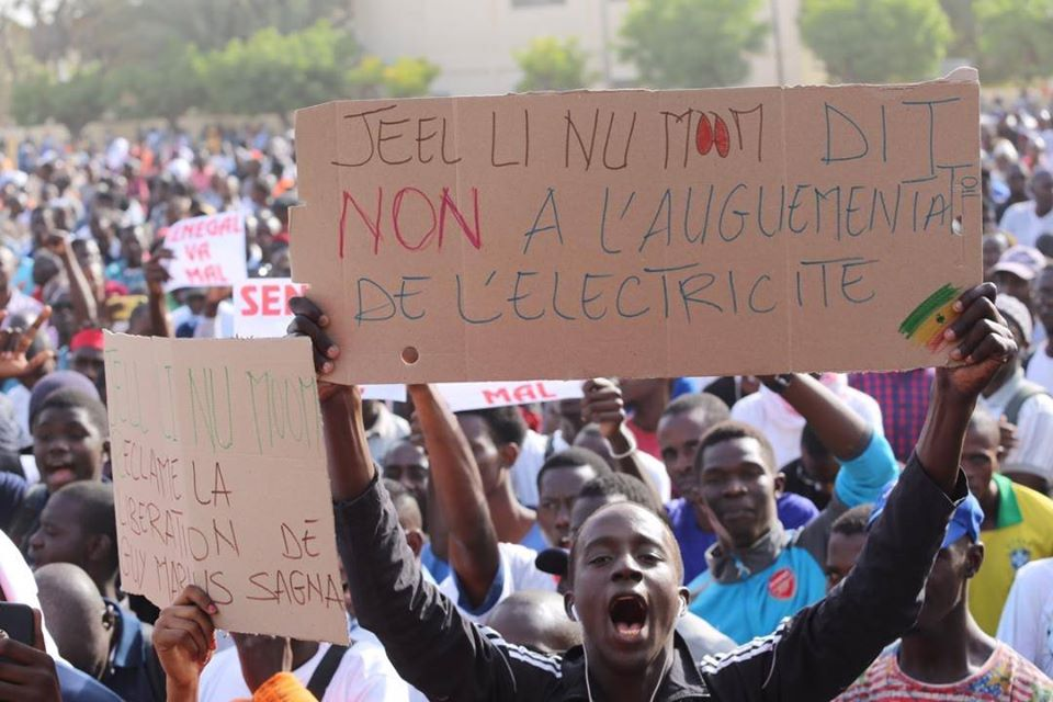 Dakar : Doyna, Aar Li Nu Bokk et Noo Lank, déterminés à marcher vendredi