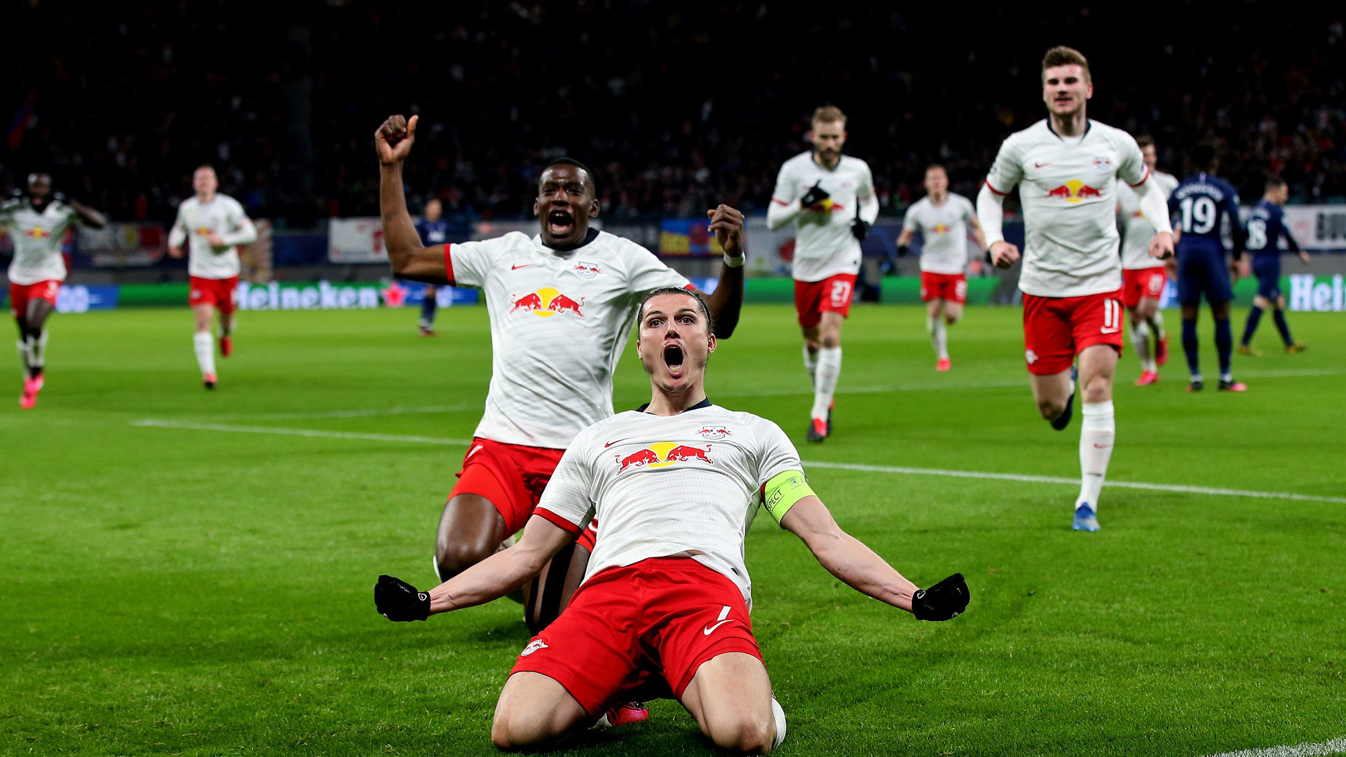 LdC : le RB Leipzig vient à bout de l'Atlético de Madrid et affrontera le PSG en demi-finale