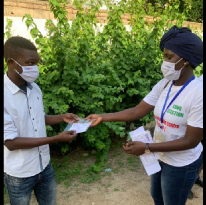 Sénégal : à travers l'Usaid, le gouvernement américain lance la campagne 'Xeex Corona'