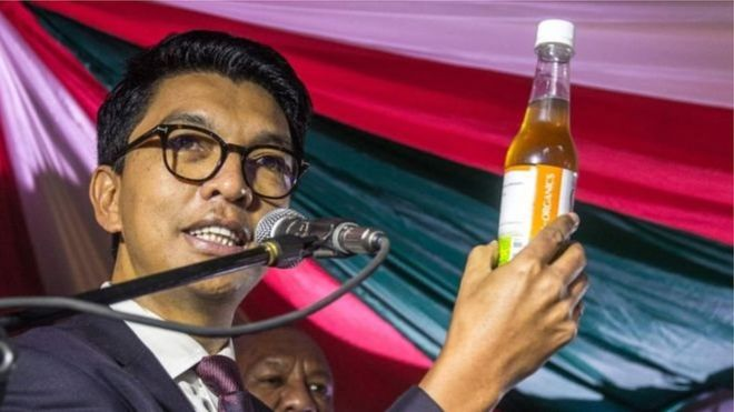 Le Covid-Organics du président malgache ne parvient pas à stopper le Covid-19