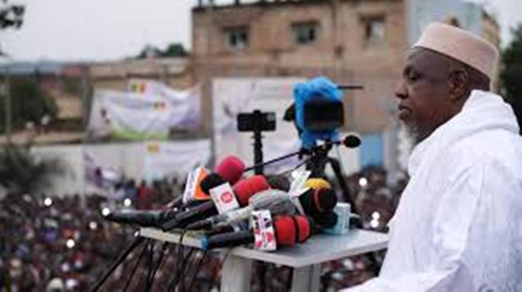 Imam Mahmoud Dicko: «En 2023, je ne serai candidat de rien ! »