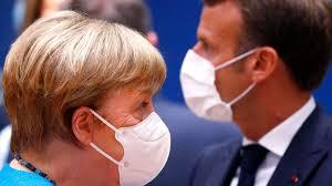 À Brégançon, Emmanuel Macron et Angel Merkel face à une rentrée mouvementée