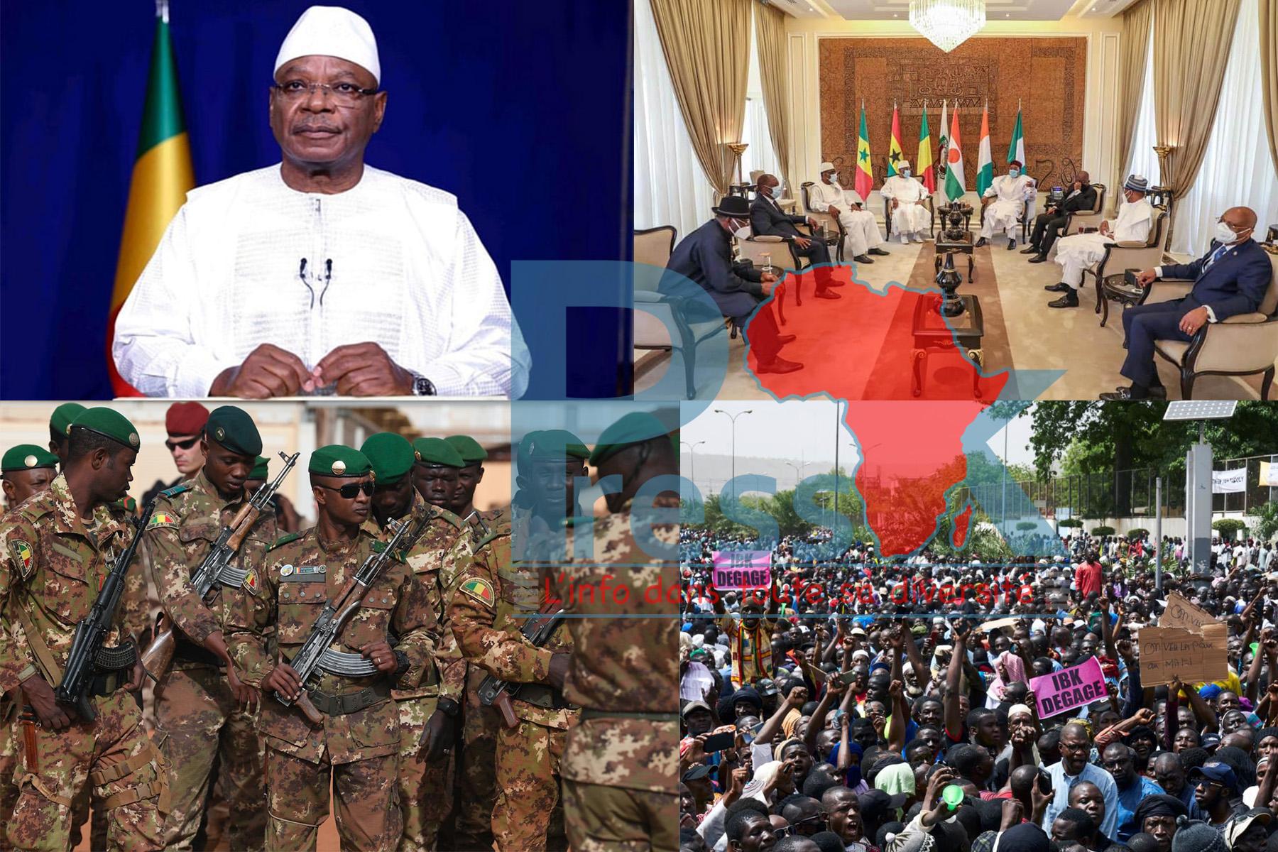 Embargo de la CEDEAO sur le Mali: un économiste sénégalais prédit des conséquences désastreuses dans la sous-région