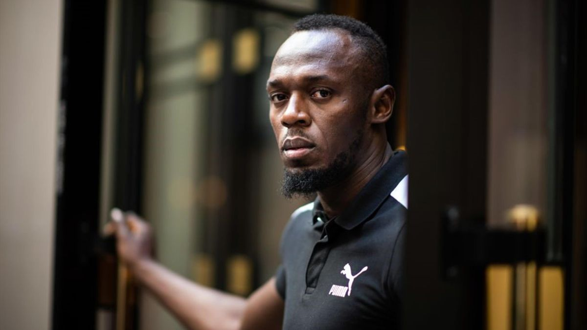 Coronavirus: Usain Bolt testé positif
