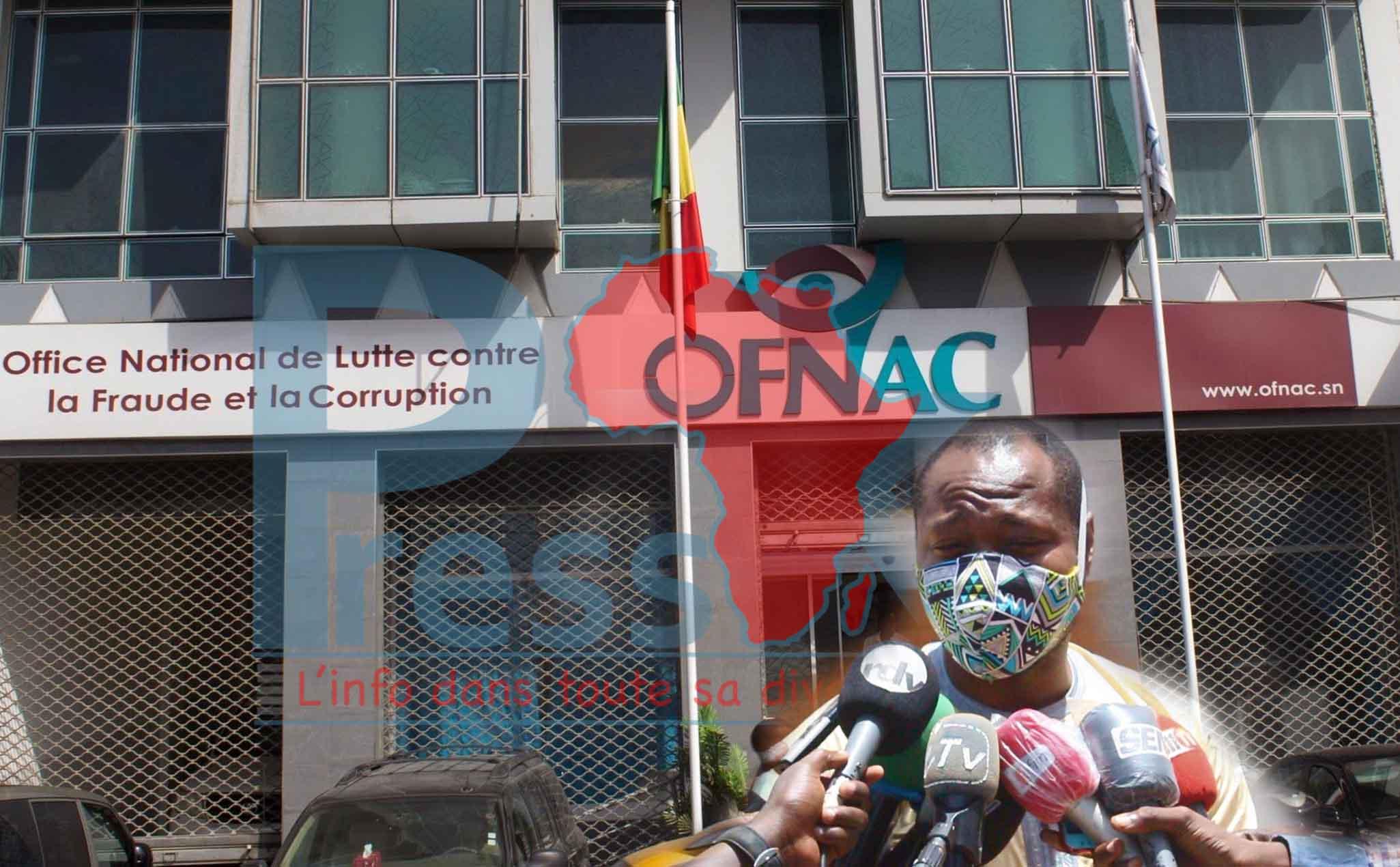 Marché transport Aide alimentaire: Guy Marius Sagna vilipende l'Assemblée nationale, le député Diop Sy et le ministre Mansour Faye à l'Ofnac