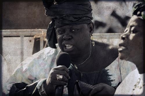 Chant de lutte: Mayé Ndeb, la touche Sérère de l'arène