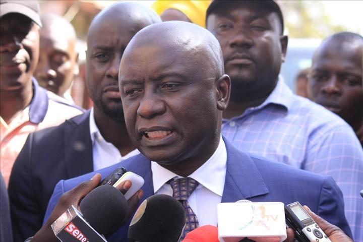 Dialogue politique : Idrissa Seck désigné chef de file de l'opposition, mais Sonko propose Wade