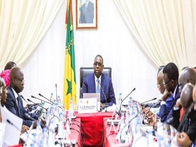 Elections locales : Macky et son équipe ont examiné les conclusions de la Commission du dialogue politique