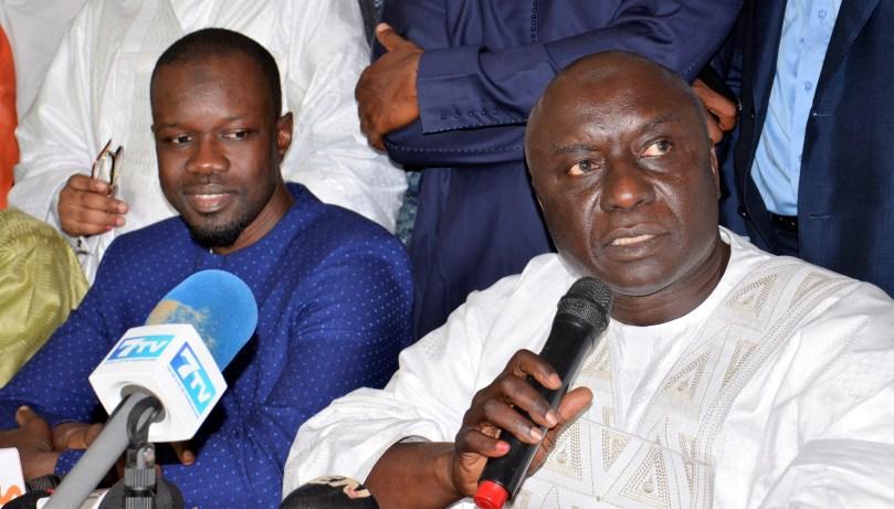 Opposition sénégalaise: deux chefs légaux et un leader légitime