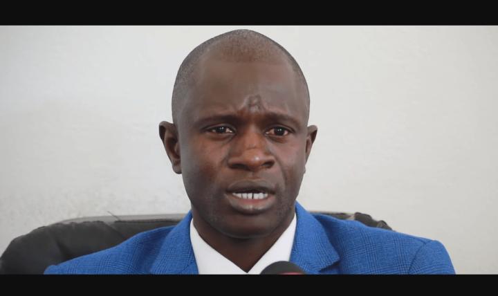 """Babacar Diop à sa sortie de l'Ofnac: """"J'ai fait des révélations explosives devant les enquêteurs"""""""