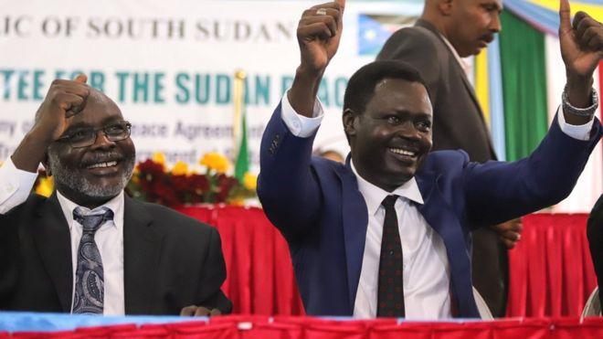 Comment l'accord avec les rebelles est une aubaine pour la paix au Soudan
