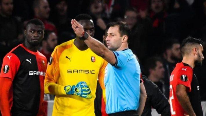 Edouard Mendy et Mbaye Niang absents de l'entraînement ce vendredi: leurs départs de Rennes se précisent