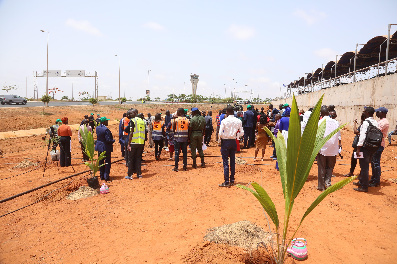 Gestion Environnement: L'aéroport Dakar Blaise Diagne entre dans le cercle restreint des aéroports de référence en Afrique