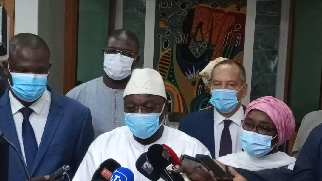 Forum de l'ANAT pour vulgariser le PNDAT: « Aucun pays ne peut se développer s'il ne dispose pas d'une Planification Spatiale », déclare le ministre Oumar Gueye