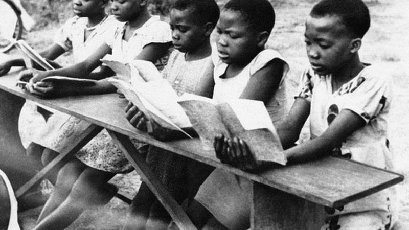 Coronavirus et écoles : Comment l'apprentissage en plein air a été imaginé comme une réponse à une épidémie il y a 100 ans