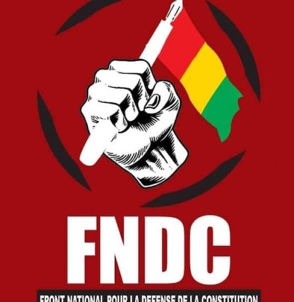 Départ d'Alpha Condé : le FNDC annonce une série de marches pacifiques à partir du 29 septembre