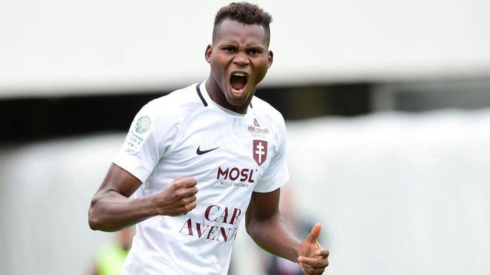 FC Metz: du temps de jeu donné à Habib Diallo pour mieux le vendre à Tottenham