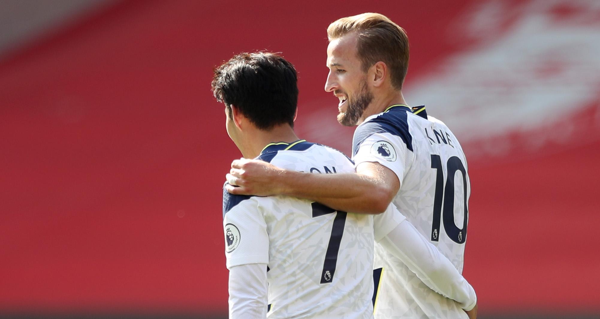 Angleterre : l'incroyable exploit du duo Son Heung-Min - Harry Kane avec Tottenham