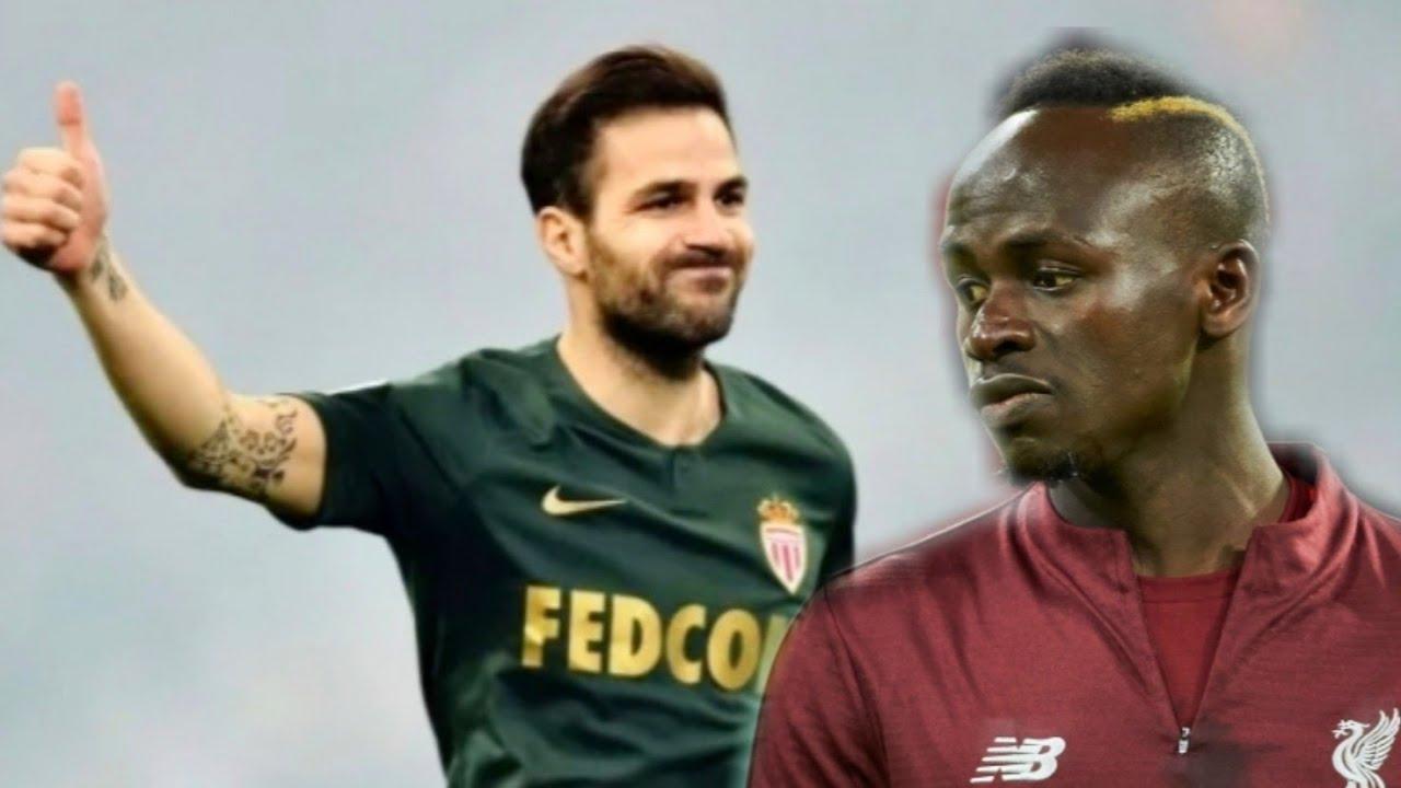 """Fabregas sur Twitter après le match de Liverpool: """"Je le répète, Mané est le meilleur joueur de la Premier League"""""""