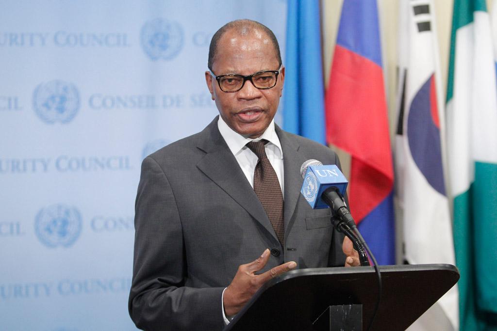 Présidentielle en Côte d'Ivoire : le représentant de l'ONU appelle tous les acteurs à la « retenue »