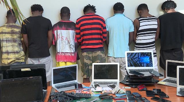 Cybercriminalité : la gendarmerie de Mbao met fin aux agissements d'une bande de 17 Nigérians
