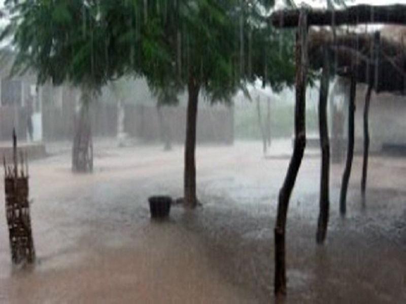 """L' ANACIM prévoit  des """"risques de pluie """" d'ici jeudi"""