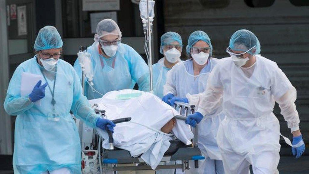 Coronavirus dans le monde : 955 morts aux Etats-Unis, 1.056 en inde et 836 au brésil en 24h