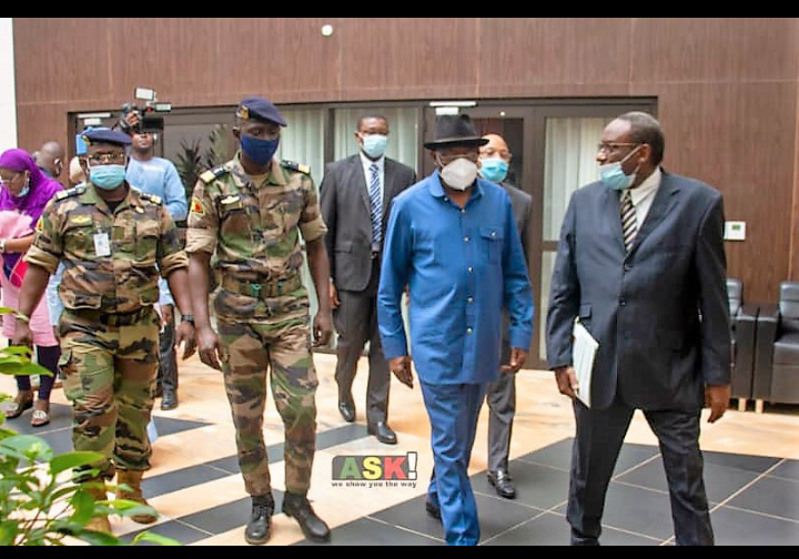 Mali: La mission de la Cedeao est arrivée à Bamako