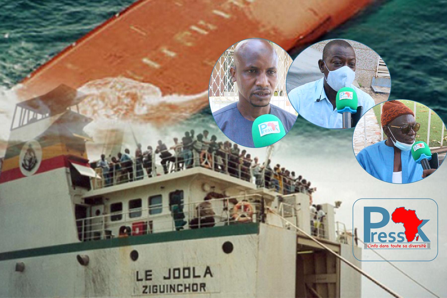 Le Joola, 18 ans après la tragédie, la date du 26 septembre ne rappelle rien à certains Sénégalais (Vidéo)