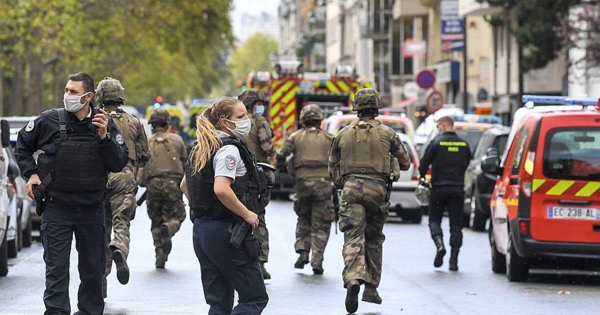 Attaque au hachoir à Paris: le principal suspect «assume son acte»