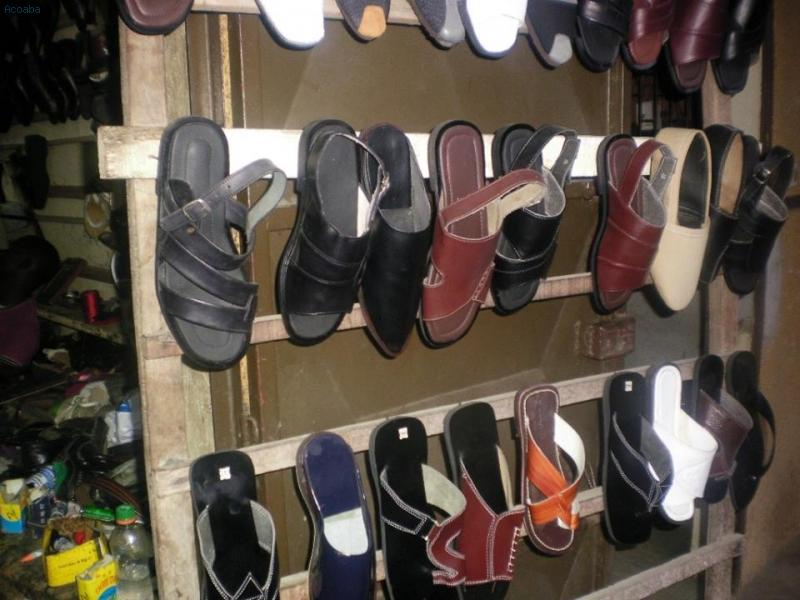 """Zoom sur les """"Dallu Ngaay"""", les chaussures 100% Made in Sénégal"""