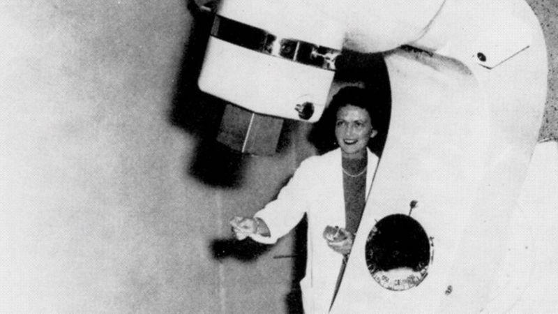 Octobre rose: Dr Vera Peters, l'héroïne de la lutte contre le cancer du sein