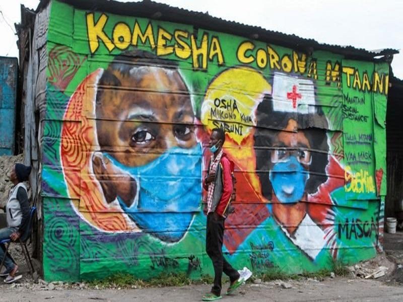 Le Kenya a perdu des milliards de son fonds anti-coronavirus