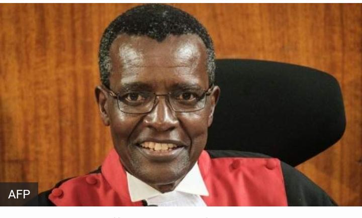 Le président de la Cour suprême du Kenya souhaite la dissolution du Parlement