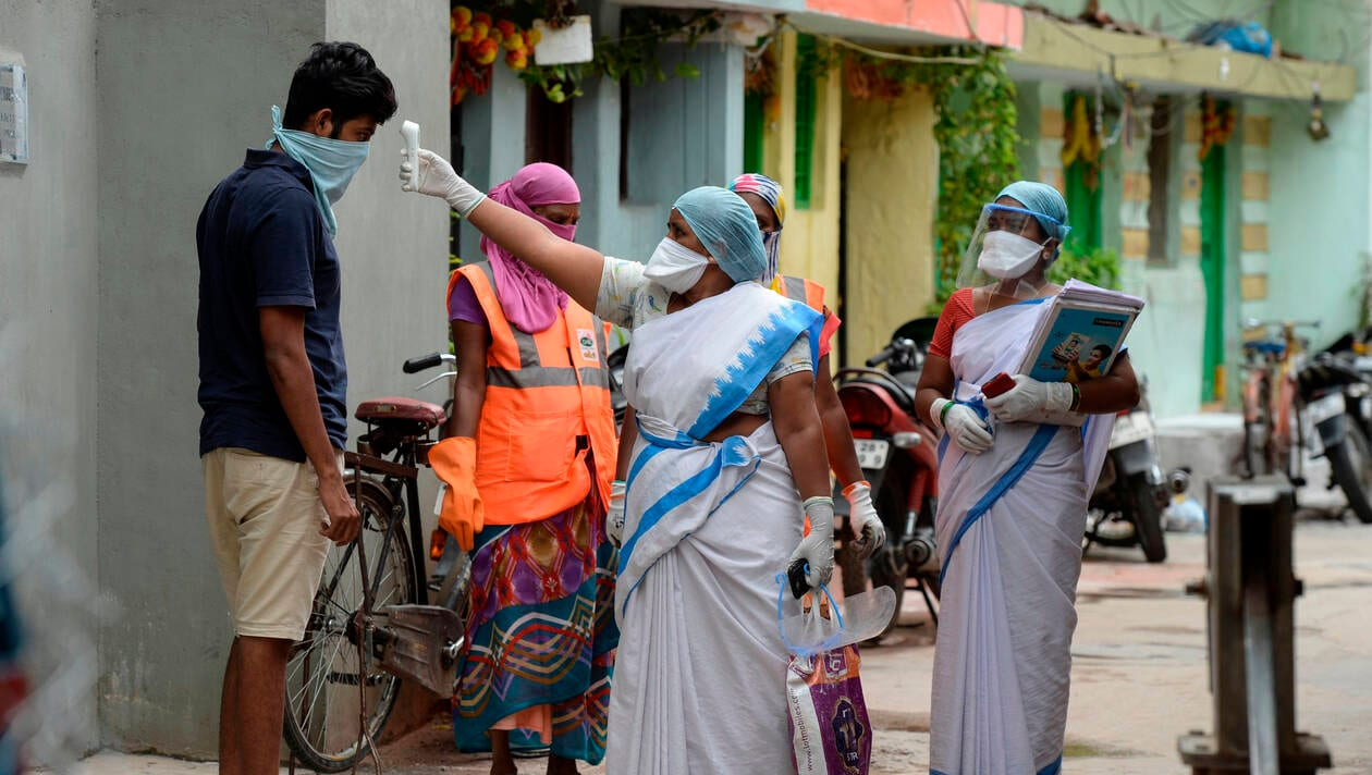 Inde: plus de 100 000 décès liés au coronavirus