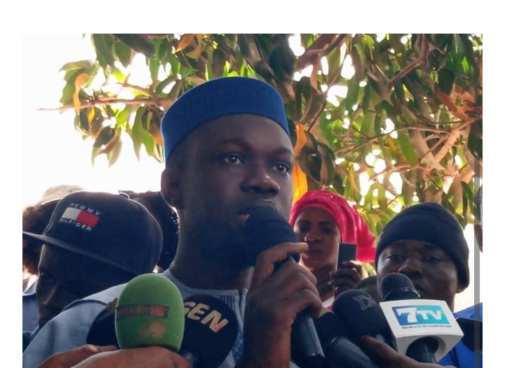 Insulte contre les chefs religieux : Ousmane Sonko met en garde
