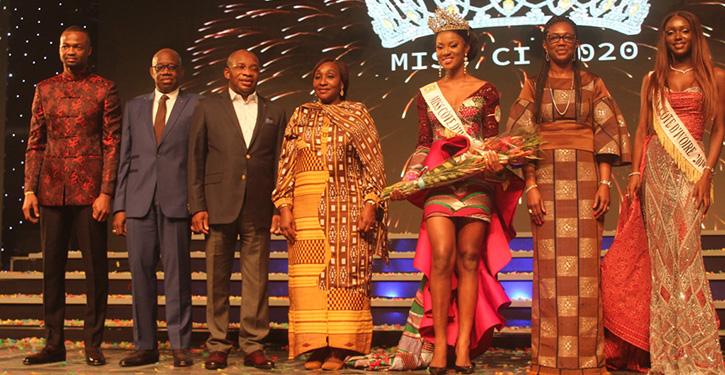 Miss CI 2020: Kouadio Marilyne, sur le toit de la Côte d'Ivoire