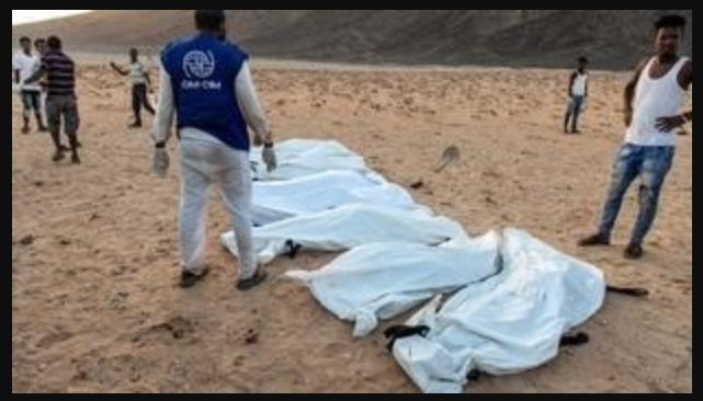 Drame au large de Djibouti: 8 migrants meurent après avoir été éjectés d'un bateau par des passeurs