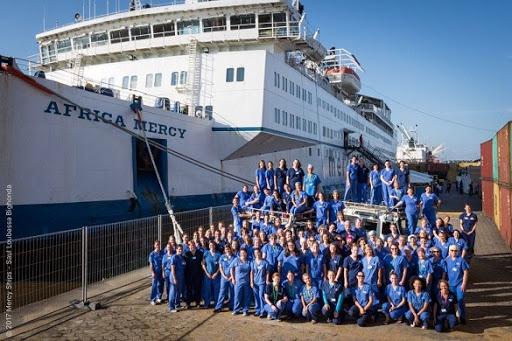 Mercy Ships annonce son deuxième navire-hôpital : le Global Mercy