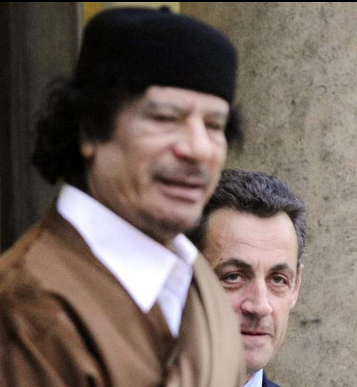Financements libyens : Sarkozy est face aux juges