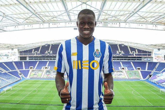 Malang Sarr arrive en prêt au FC Porto