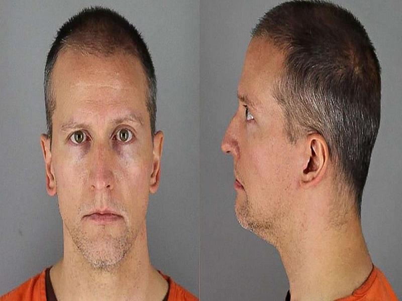 États-Unis : Derek Chauvin, l'ex-policier inculpé du meurtre de George Floyd, a été libéré sous caution