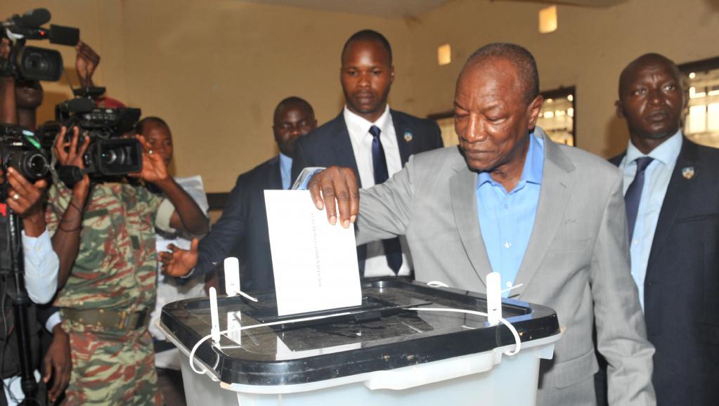 Présidentielle en Guinée : L'Onu dénonce les discours de haine pendant la campagne