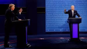 Présidentielle américaine : Trump refuse de participer à un débat virtuel avec Biden