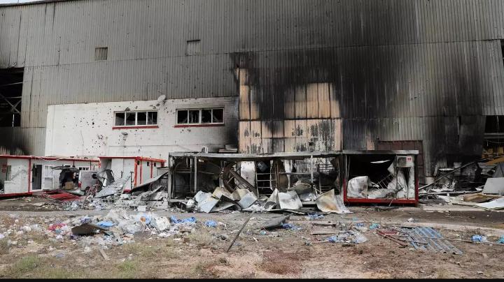 Tripoli : Un migrant nigérian brûlé vif par trois Libyens