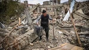 Haut-Karabakh: la capitale Stepanakert bombardée malgré le cessez-le-feu